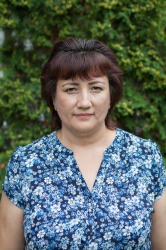 Светлана Григорьевна|Повар детского сада